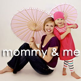Pamela's Parasols - Mommy & Me Collection