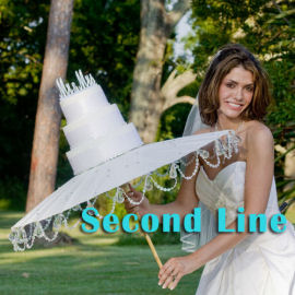 Pamela's Parasols - Second Line Collection